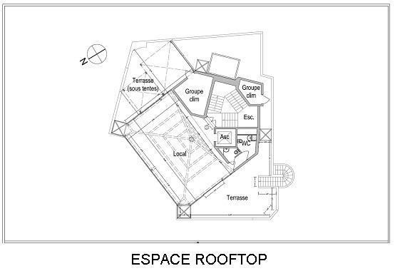 Espace Rooftop